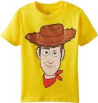 Toy Story Woody's Face T-Shirt