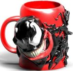 Marvel 3D Sculpted Venom Mug
