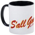 Better Call Saul S'all Good Man Mug
