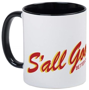 Better Call Saul S'all Good Man Mug
