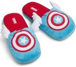 Marvel Captain America Slippers With Wings