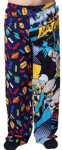 Batman Comic Lounge Pants