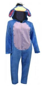 Disney Eeyore Onesie Costume Pajama