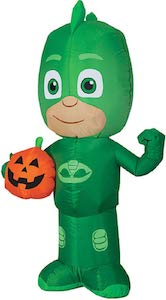 PJ Masks Halloween Gekko Inflatable