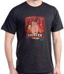 Peter Griffin Heavy Drinker T-Shirt