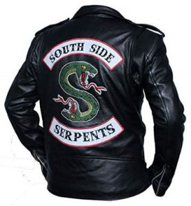 Southside Serpents Jughead Leather Jacket