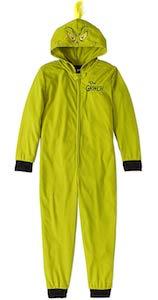 kids The Grinch Onesie Pajama