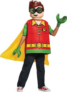 Kids LEGO Robin Halloween Costume