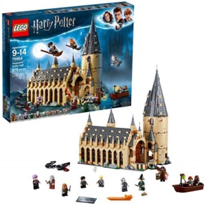 LEGO Hogwarts Great Hall Building Kit
