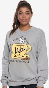 Luke's Coffee Coffee Coffee Sweater