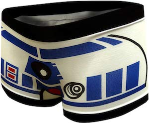 Star Wars Women's R2-D2 Panties