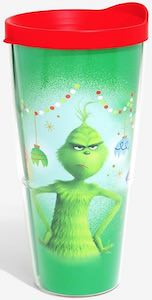 The Grinch Travel Mug