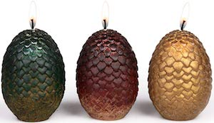 Dragon Eggs Candles