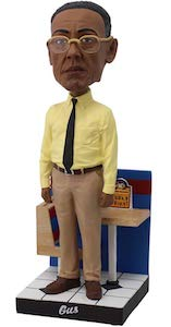 Breaking Bad Gus Fring Bobblehead