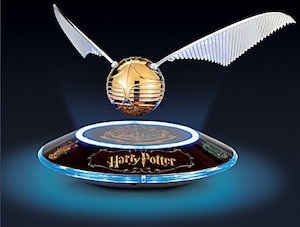 Levitating Golden Snitch