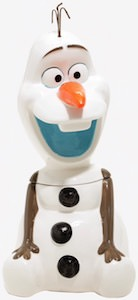 Frozen Olaf Cookie Jar