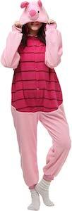 Piglet Onesie Pajama