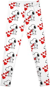 Snoopy Love Leggings