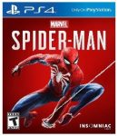 Spider-Man PS4 Video Game