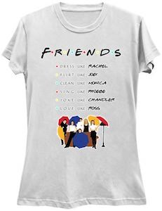 Be Like Friends T-Shirt