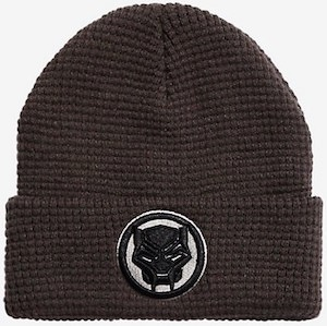 Black Panther Beanie Hat