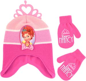 Fancy Nancy Winter Wear Set