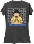 Bob's Burgers Gene Nakatomi T-Shirt