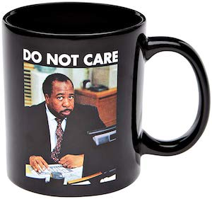 Stanley Do Not Care Mug