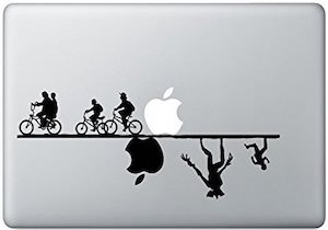 Stranger Things Laptop Decal