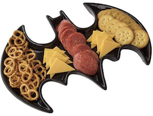 Ceramic Batman Serving Tray