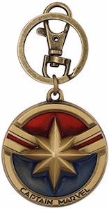 Captain Marvel Key Chain
