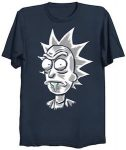 Rick and Morty Drooling Rick T-Shirt