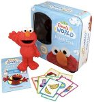 Sesame Street Elmo Hide & Seek Board Game