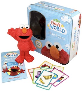 Elmo Hide & Seek Board Game
