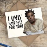 Orange Is The New Black I Only Have Eyes For You Card