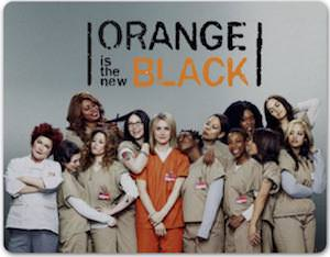 Orange Is The New Black Cast Mousepad