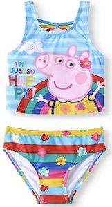 Girls Peppa Pig Swimsuit