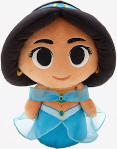 Princess Jasmine Plush