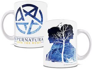 Supernatural Symbol And Brothers Mug