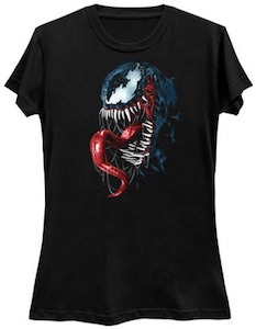 Venom And His Tongue T-Shirt