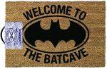 Welcome To The Batcave Doormat