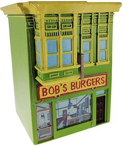 Bob's Burgers Restaurant Money Bank