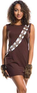 Star Wars Chewbacca Costume Dress
