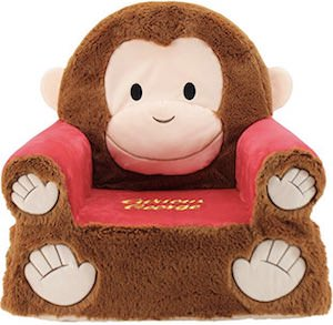 Curious George Chair
