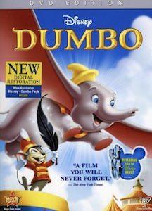 Animated Dumbo Movie