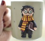 Harry Potter Charater Mug