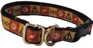 Harry Potter Dog Collar