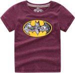 Batman Cartoon Logo T-Shirt