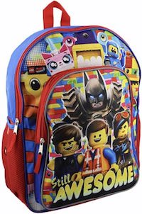 LEGO Movie Still Awesome Backpack