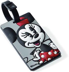 Disney Minnie Mouse Luggage Tag